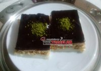 Kepek Bisküvili Yaş Pasta