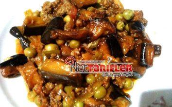 Kıymalı Sebze Kebabı