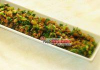 Rezeneli Yeşil Mercimek Salatası